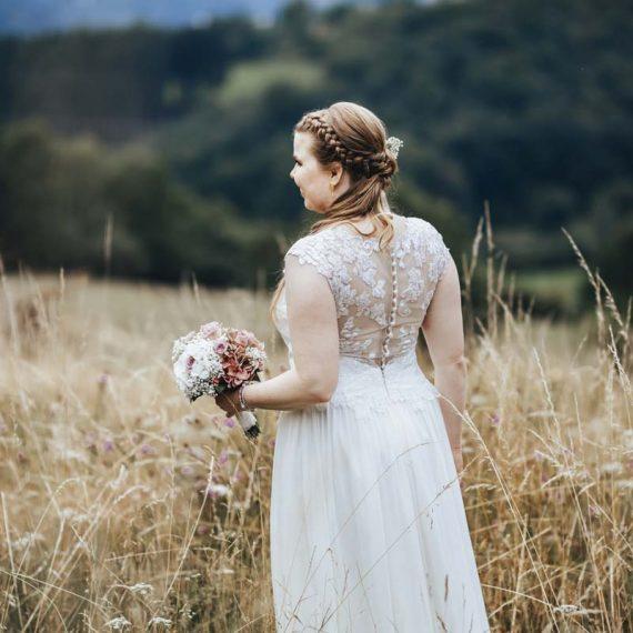 Haare und Make-up für deine Hochzeit
