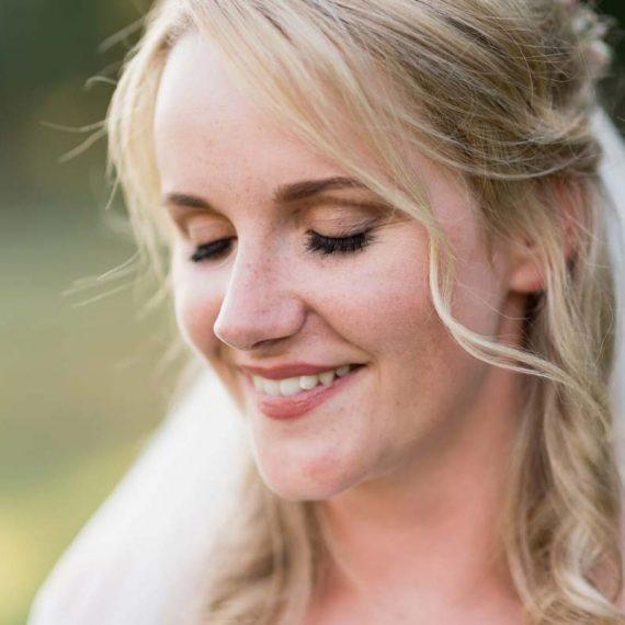 Natürliches und typgerechtes Brautmake-up