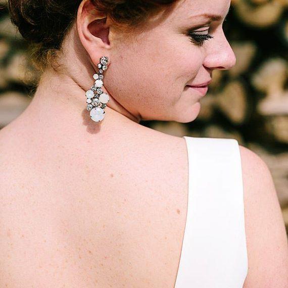 Haare und Make-Up Hochzeit Visagistin
