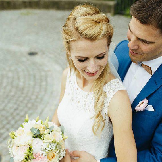 Brautstyling Siegen NRW für Hochzeit und Shooting