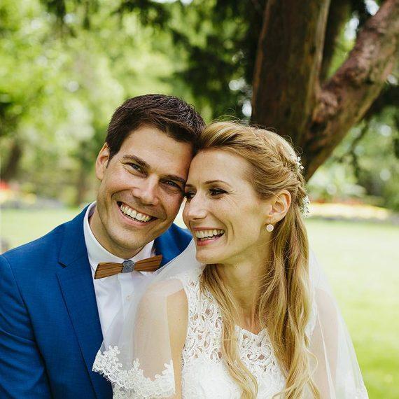 Hochzeit Make-Up und Styling