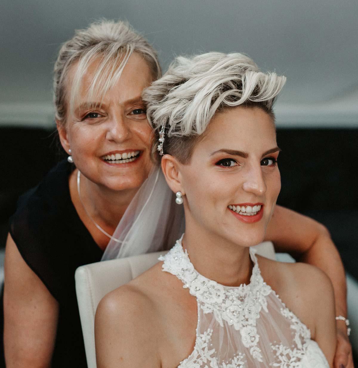 Make-Up und Styling für deine Hochzeit